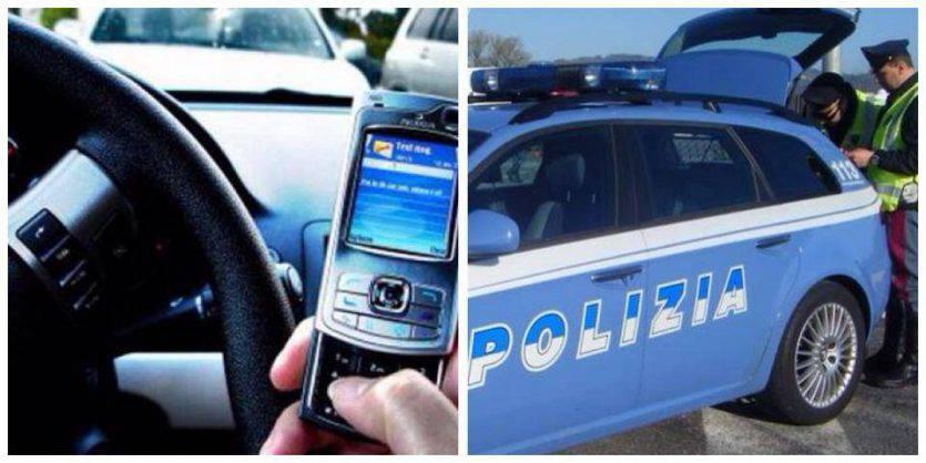 whatsapp vs Polizia
