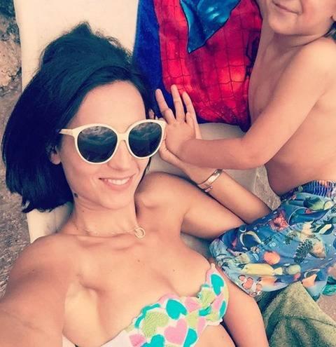 Caterina Balivo a 'luci rosse' su Instagram: la reazione dei fan-FOTO