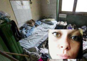 La situazione di degrado al Forlanini (foto dal web)