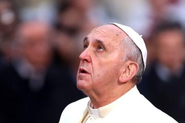 """Clamorosa rivelazione del Papa: """"Sono andato dall'analista"""""""