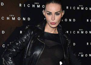 Nina Moric (Stefania D'Alessandro/Getty Images)