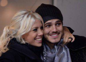 Wanda Nara e Mauro Icardi (Photo by Claudio Villa/Getty Images)
