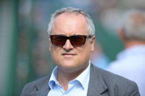 Claudio Lotito (Photo by Dino Panato/Getty Images)