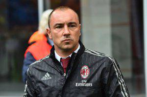 Cristian Brocchi  (Photo credit should read GIUSEPPE CACACE/AFP/Getty Images)