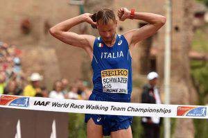 Alex Schwazer (Photo by Tullio M. Puglia/Getty Images for IAAF)