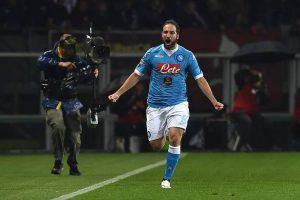 Gonzalo Higuain  (Photo by Valerio Pennicino/Getty Images)