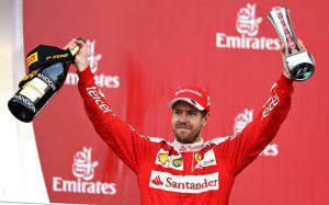 Sebastian Vettel (Photo by Mark Thompson/Getty Images)