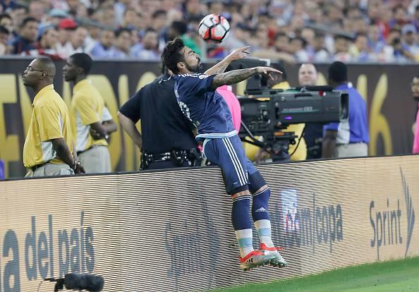 Coppa America 2016: grave infortunio per Ezequiel Lavezzi