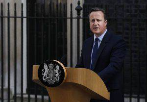 David Cameron (Photo credit should read ADRIAN DENNIS/AFP/Getty Images)