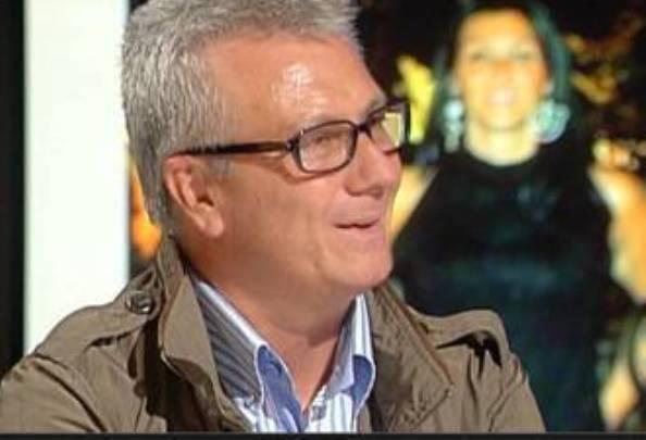 Gennaro Rea in una trasmissione tv (Youtube)
