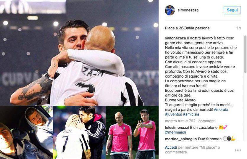Instagram Zaza Ciao-Morata