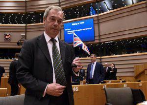 Nigel Farage (JOHN THYS/AFP/Getty Images)