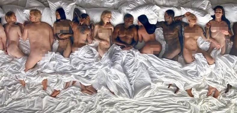 Orgia Vip nel video del famoso rapper