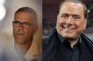 Alberto Zangrillo e Silvio Berlusconi (Getty Images)