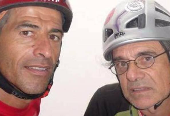 Due escursionisti precipitano dalla parete del monte camicia, recuperati i corpi
