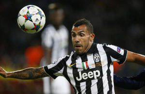 Carlos Tevez (Photo by Jean Catuffe/Getty Images)