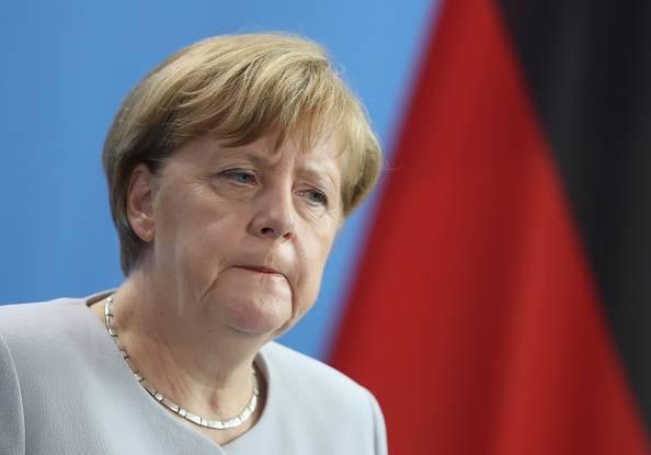 """""""E' colpa della Merkel se ci sono gli attentati"""""""