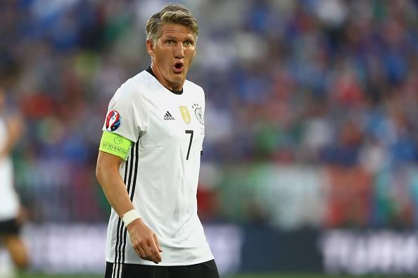 Schweinsteiger rivela: .