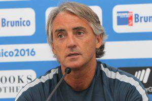 Roberto Mancini (Photo by Marco Luzzani - Inter/Inter via Getty Images)