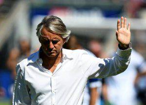 Roberto Mancini (Photo by Claudio Villa - Inter/Inter via Getty Images)