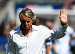 Roberto Mancini (Photo by Claudio Villa - Inter/Inter via Getty Images)