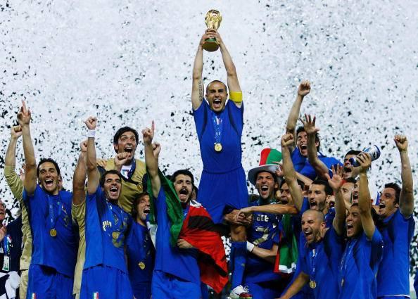 Sono passati 10 anni dal fallo di Zidane su Materazzi