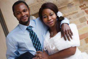 Emmanuel e sua moglie Chimiary (foto dal web)