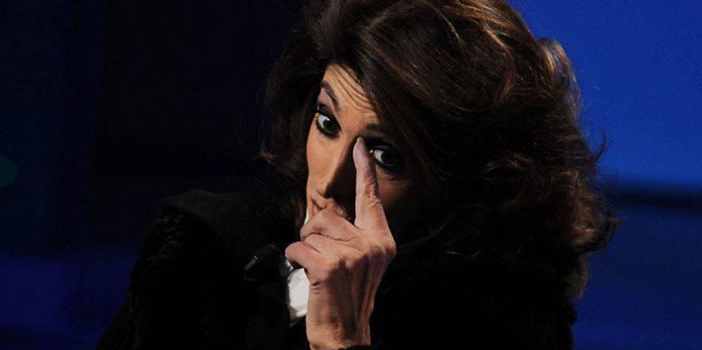 Anna Marchesini: sfogo dell'ex marito che attacca la figlia
