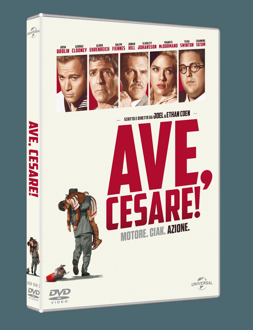 """""""Ave, Cesare!"""" in dvd: recensione"""