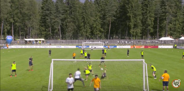 Anche la Roma ha il suo Ibrahimovic: ecco il gran gol con lo 'scorpione' VIDEO