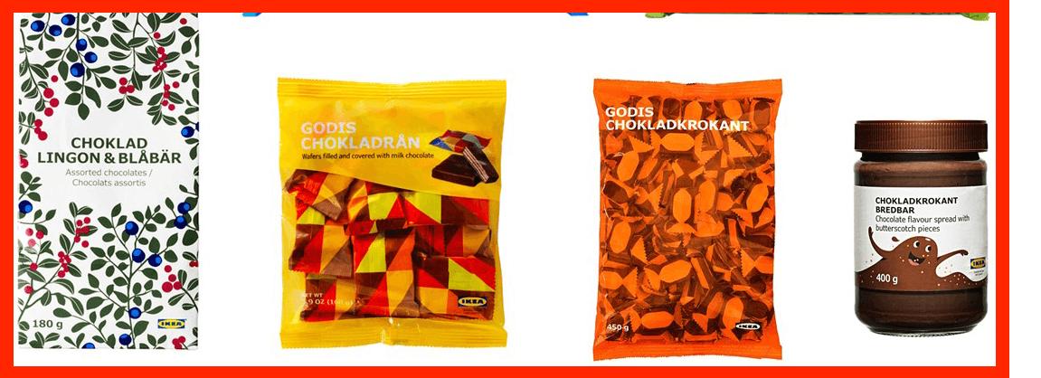 Ikea nuovo maxi ritiro ikea di sei prodotti al cioccolato - Ikea tutti i prodotti ...