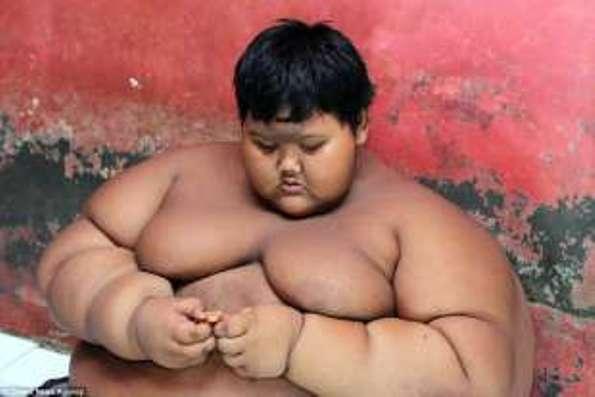 i più grassi del mondo