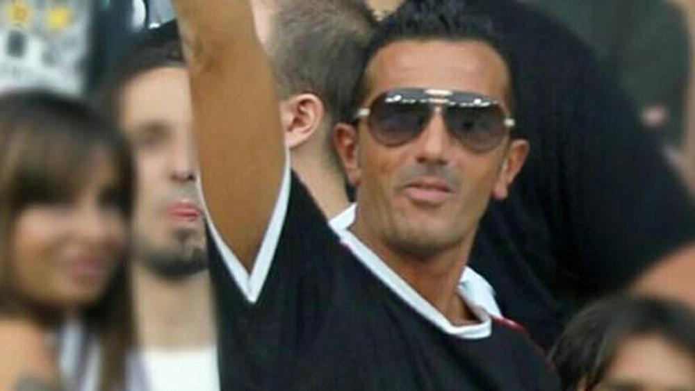 Juve, suicida Raffaello