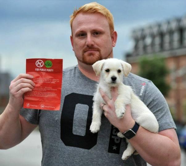 """""""No ai cani nei luoghi pubblici, sono impuri"""".E' polemica per la campagna musulmana"""