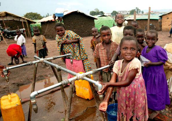 Bambini in Congo (Mark Renders/Getty Images)