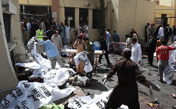Attacco suicida in ospedale civile: bilancio tragico!
