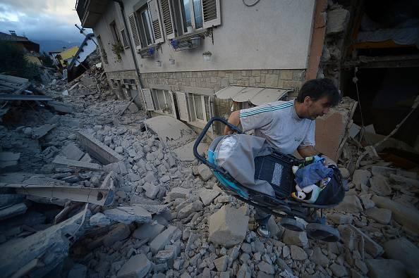 Terremoto, la terribile strage dei bimbi che dormivano