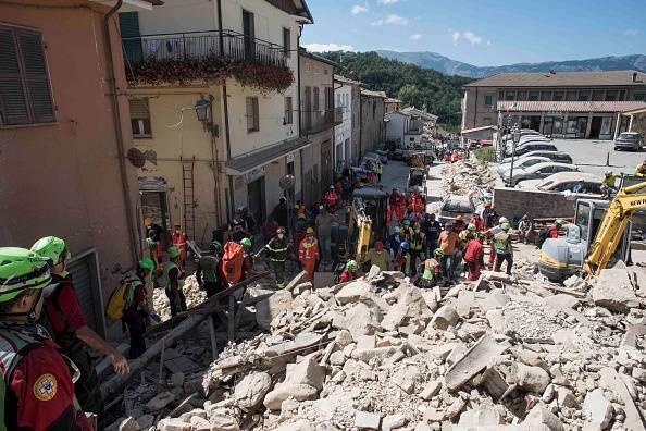 Terremoto, chiuso il