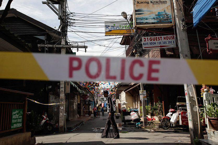 Thailandia, esplosioni in località turistica. Almeno 1 morto