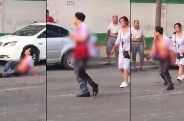 Il marito la tradisce, la vendetta è atroce (VIDEO)