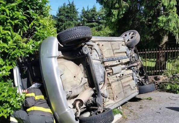Nettuno, incidente nella notte: coppia di fidanzati feriti gravemente