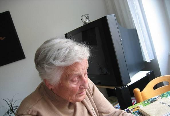 Veglia il marito morto da due mesi: