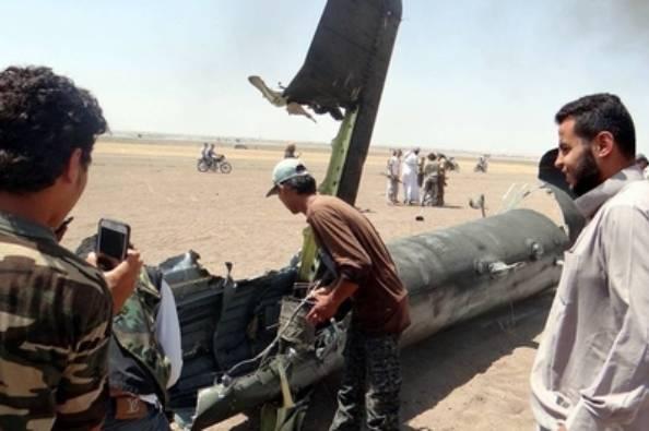 Siria: Cremlino conferma morte cinque militari a bordo dell'elicottero russo abbattuto