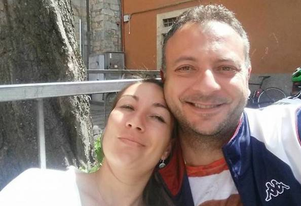 Fabio Graziani e Aurelia Daogaru (foto dal web)