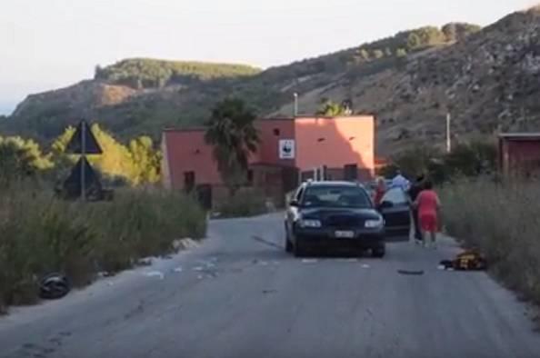 Scontro auto mini moto, morto bambino di otto anni