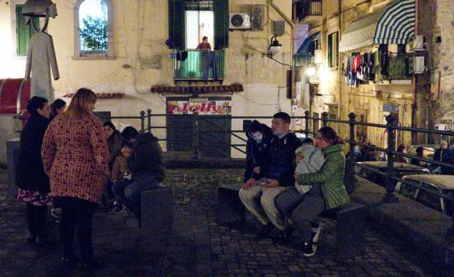 Una scossa di terremoto sveglia l'Italia in piena notte