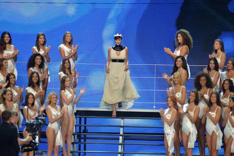 Miss Italia, eletta Rachele Risaliti