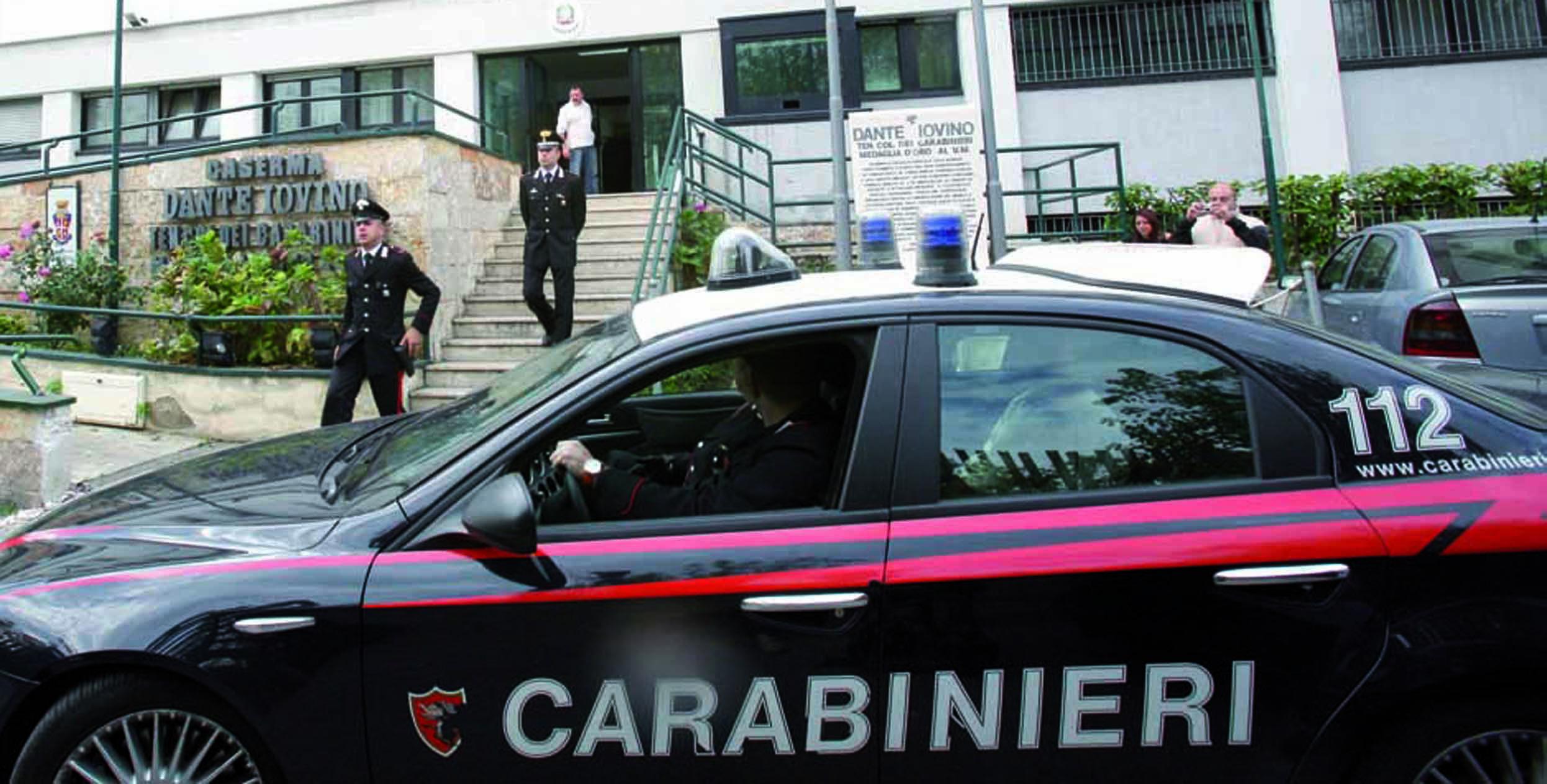 Torre del Greco, calci e pugni alla moglie: bloccato 51enne