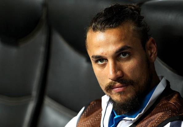 Pablo Daniel Osvaldo (Photo by Marco Luzzani/Getty Images)