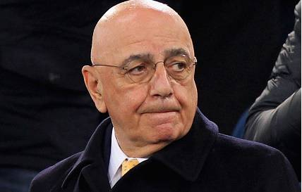 Adriano Galliani (Photo by Paolo Bruno/Getty Images)